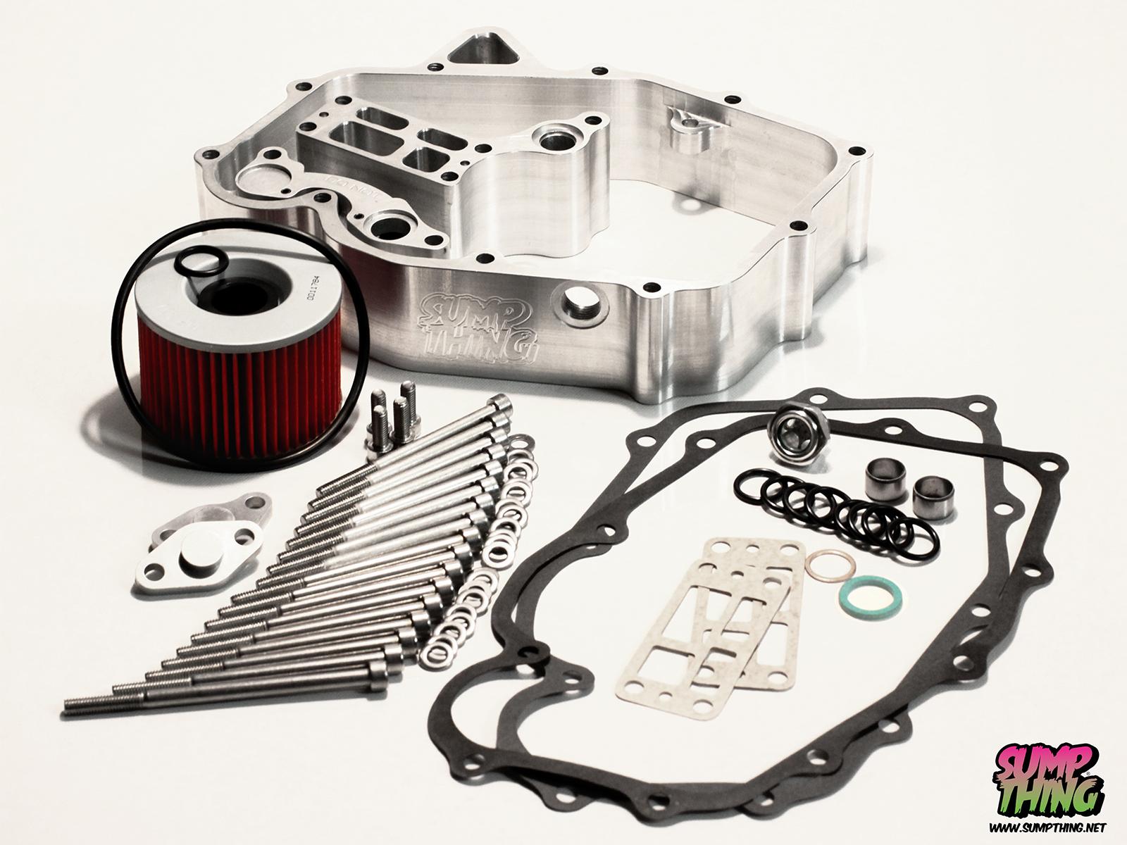 SumpThing kit for all Honda SOHC 40 F & K engines