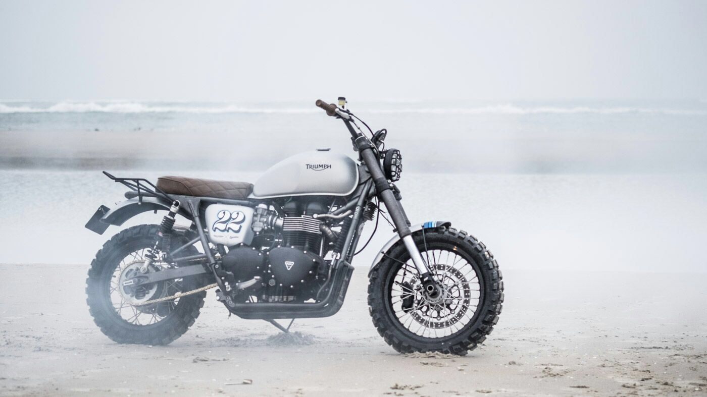 Triumph Bonneville T100 2008 All Oud Outsiders Motorcycles