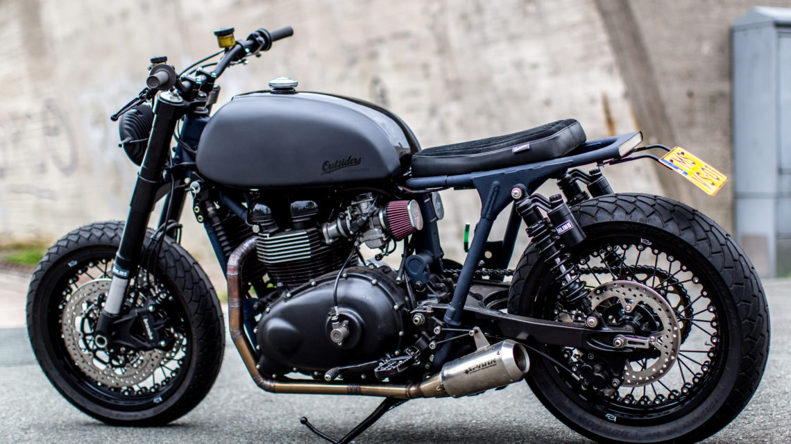 Bikes Outsiders Motorcycles